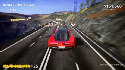 لعبة Dangerous Driving-HOODLUM تحميل