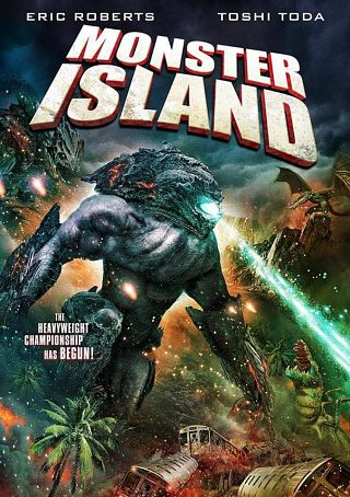 Wyspa Potworów / Monster Island (2019) PL.BRRip.XviD-FmX / Lektor PL