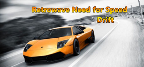 Retrowave Need for Speed Drift-DARKSiDERS
