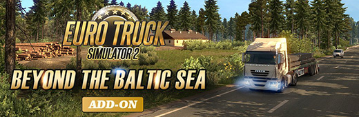 لعبة Euro Truck Simulator Beyond