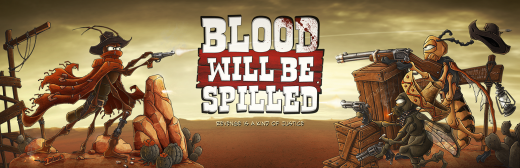 لعبة Blood will Spilled Update